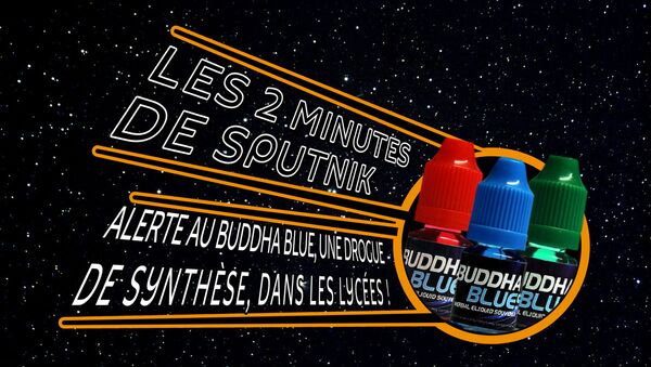 Alerte au Buddha Blue, une drogue de synthèse, dans les lycées! - Sputnik France