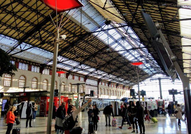 Gare de Marseille-Saint-Charles en 2019