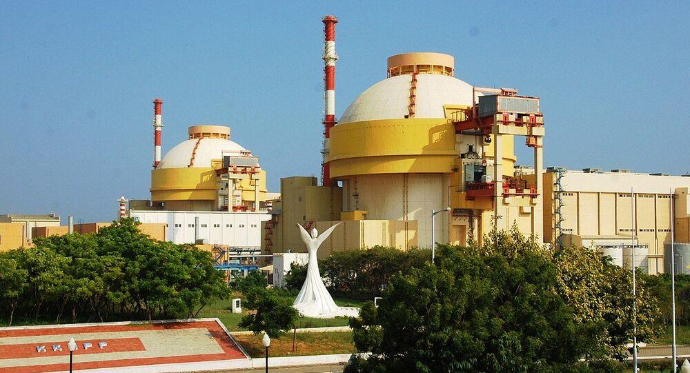 La centrale Kudankulam