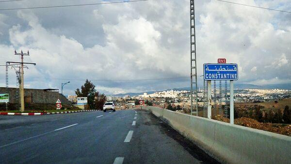 Entrée de la ville de Constantine - Sputnik France