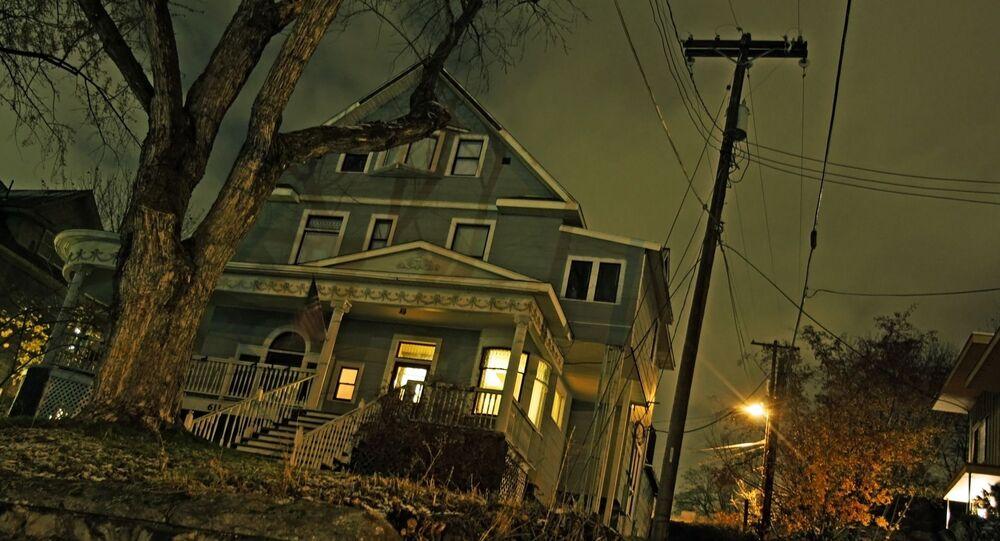Une maison (image d'illustration)
