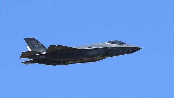 Un chasseur F-35A. Image d'illustration - Sputnik France