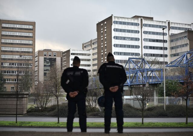 Des gendarmes à Bobigny (archive photo)