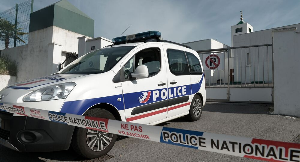 Un véhicule de police (image d'illustration)