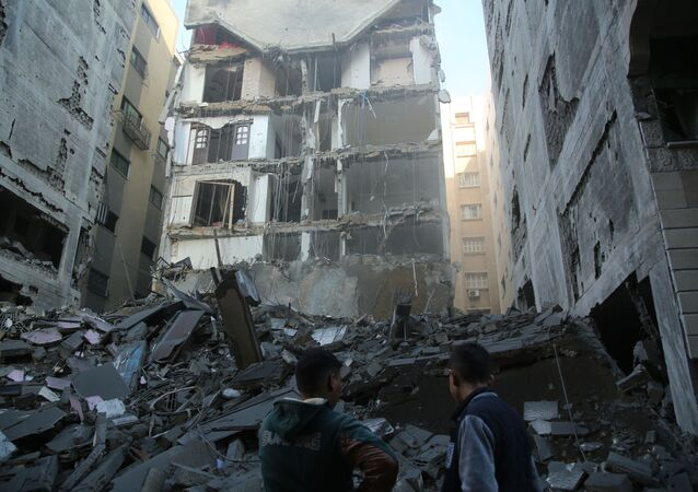Bande de Gaza (photo archive)