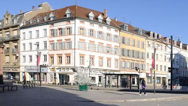 Mulhouse: Place de la République - Sputnik France