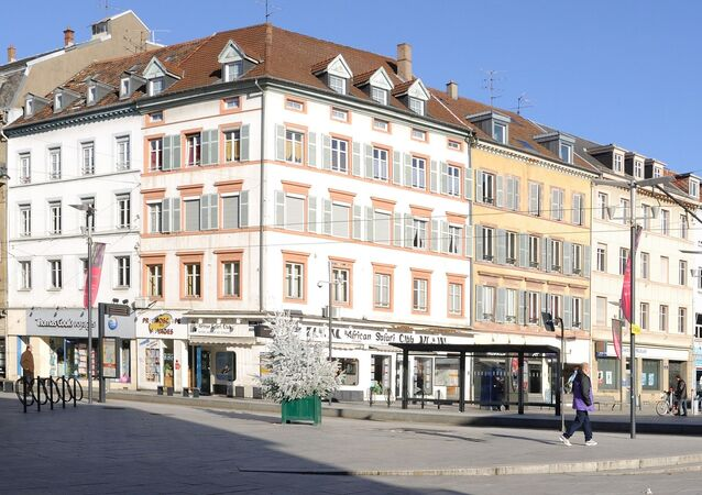 Mulhouse: Place de la République