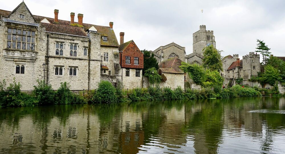 Maidstone, dans le Kent (archive photo)