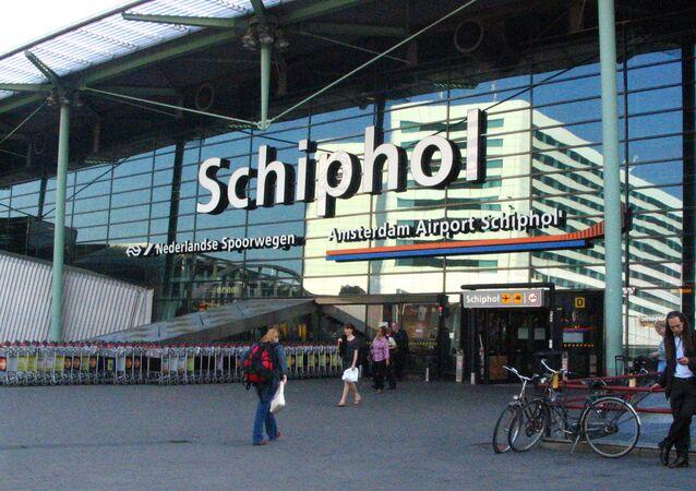 Aéroport d'Amsterdam-Schiphol
