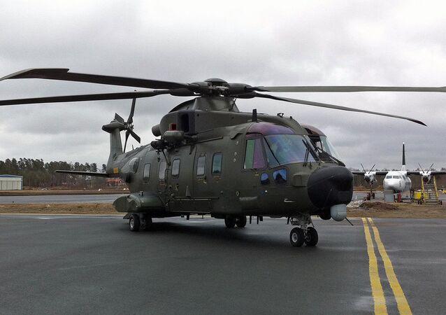 AgustaWestland EH101 Merlin