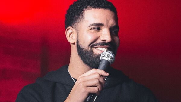 Le rappeur canadien Drake  - Sputnik France