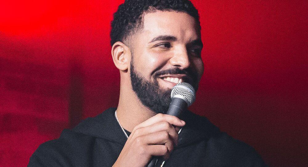 Le rappeur canadien Drake