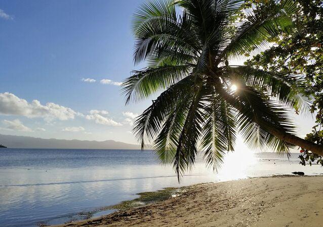 Les îles Fidji, image d'illustration