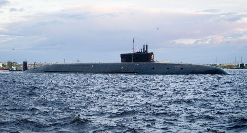 Un sous-marin (image d'illustration)