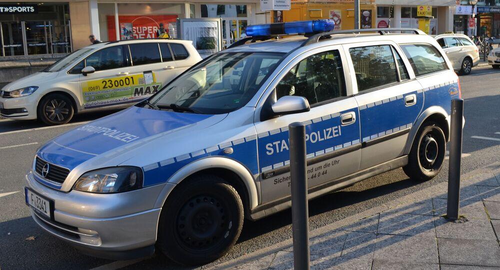 Véhicule de police, Allemagne