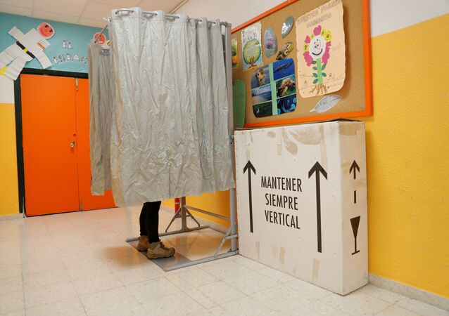 Élections législatives en Espagne