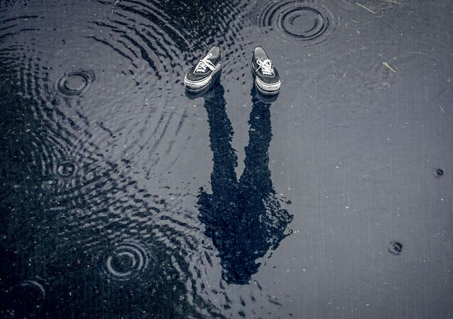 Une étendue d'eau (image d'illustration)