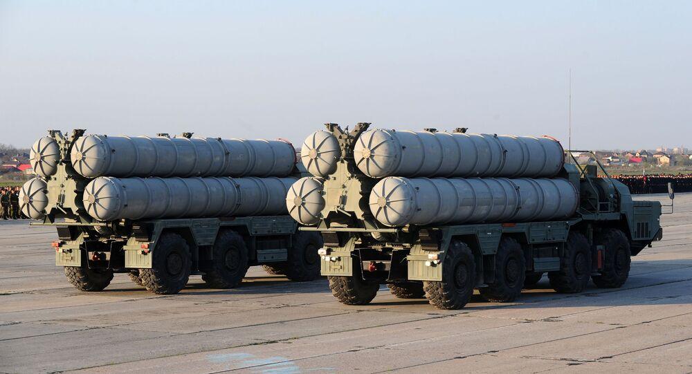 Les S-400 russes