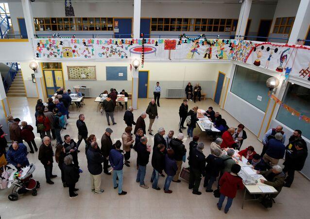 législatives du 10 novembre en Espagne