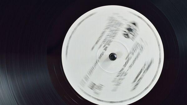 Disque vinyle (image d'illustration) - Sputnik France
