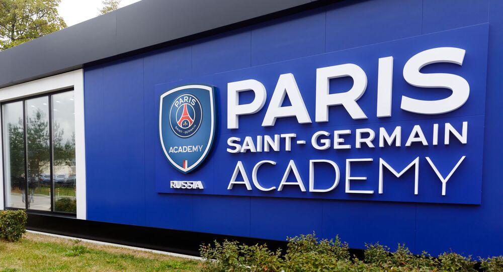 Académie du Paris Saint-Germain à Moscou