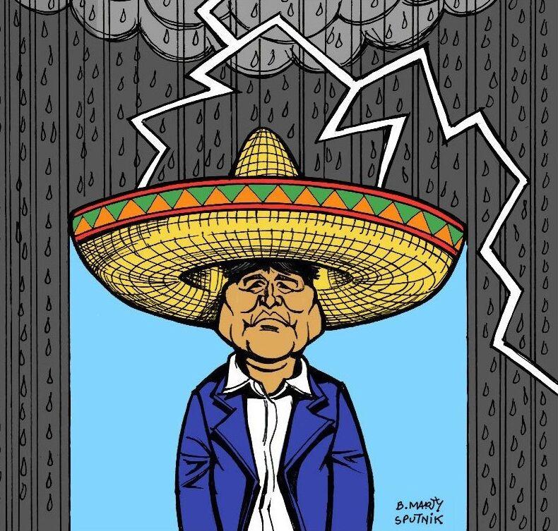 Evo Morales trouve refuge au Mexique