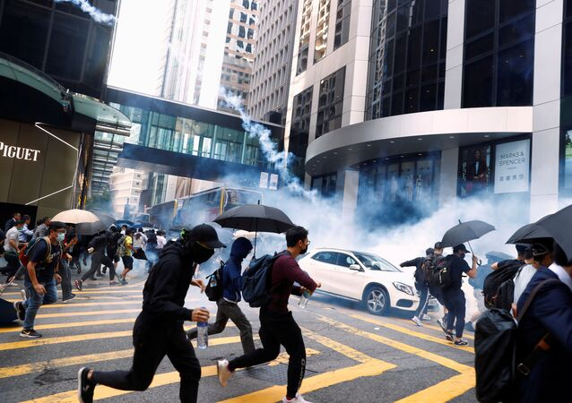 Hong Kong (image d'illustration)