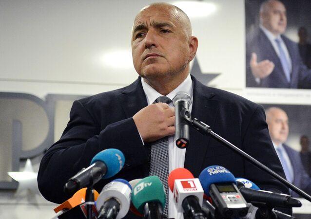 Boïko Borissov