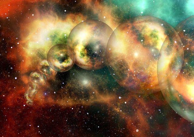 Des univers parallèles (image d'illustration)