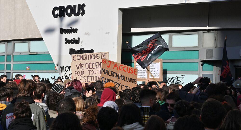 Le crous à Lyon