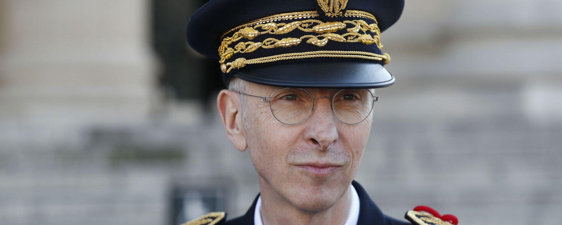 Didier Lallement - Sputnik France, 1920, 12.07.2021