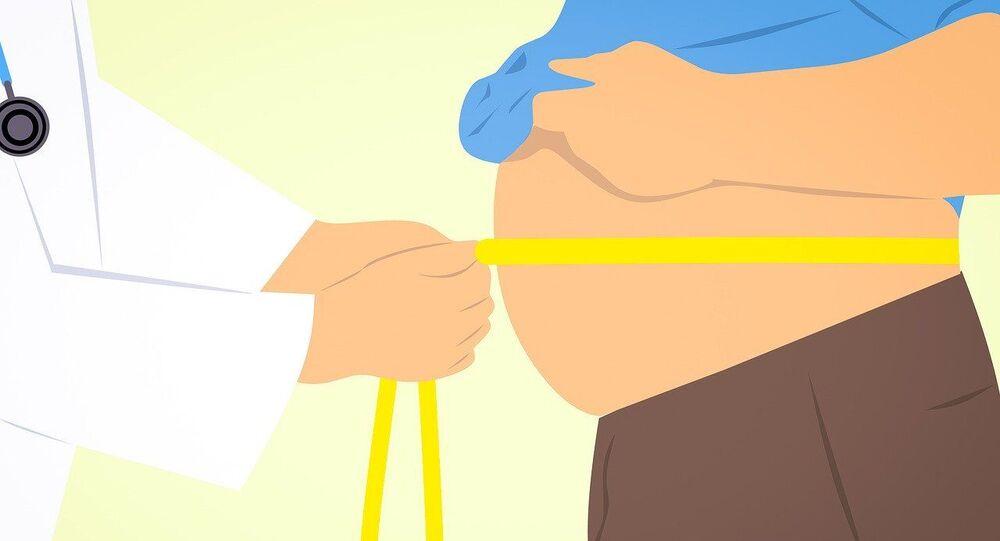 La graisse du ventre augmente avec l'âge