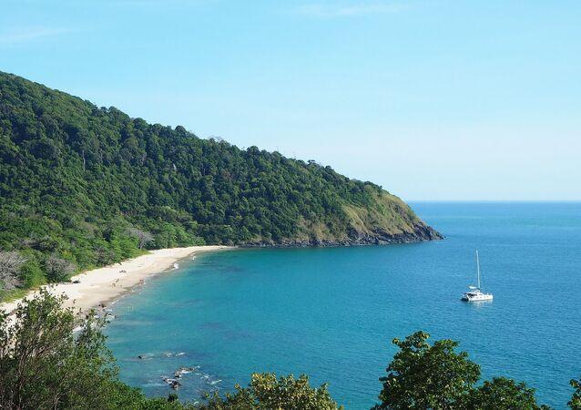 L'île de Koh Lanta