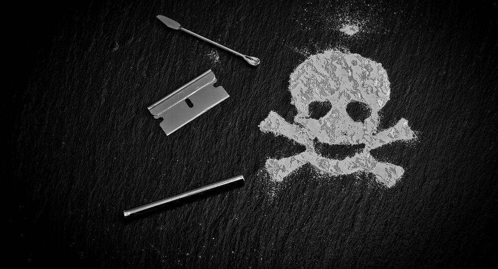 Cocaïne (image d'illustration)