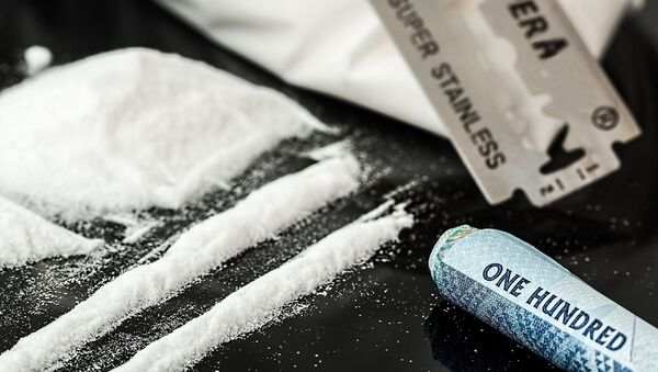 Cocaine - Sputnik France