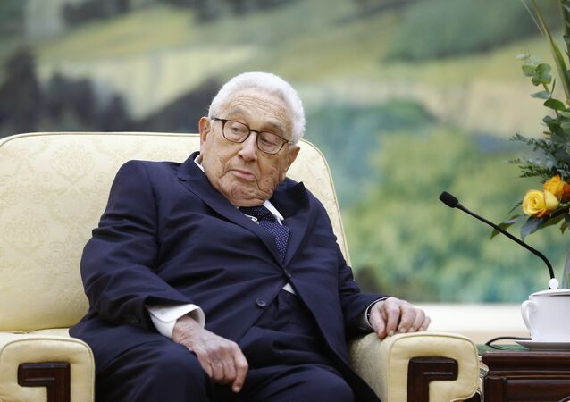 Henry Kissinger (photo d'archives)