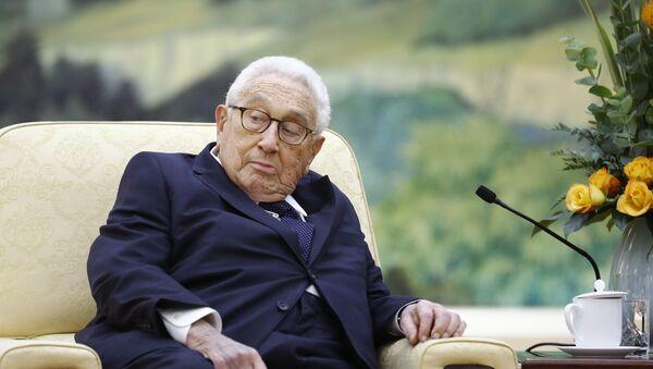 Henry Kissinger - Sputnik France