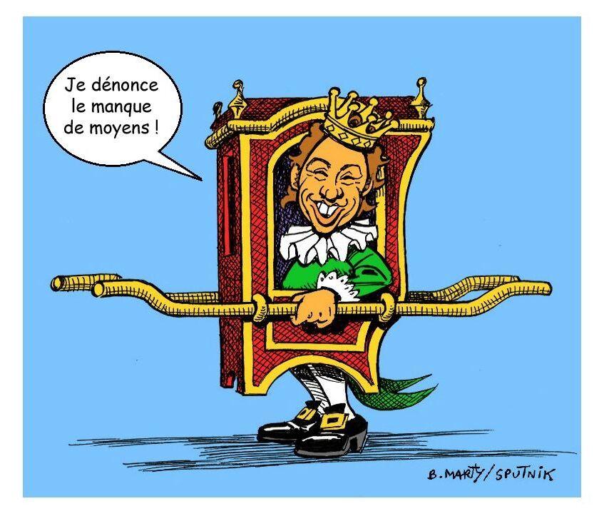 Stéphane Bern: sur le loto du patrimoine, «on me tire une balle dans le dos»