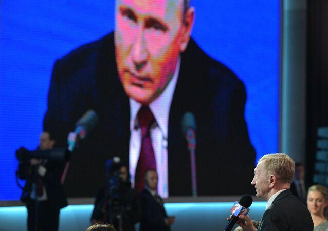 Grande conférence de presse de Vladimir Poutine (2018)