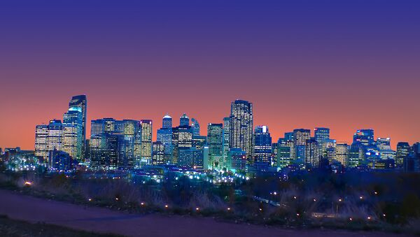 Calgary - Sputnik France