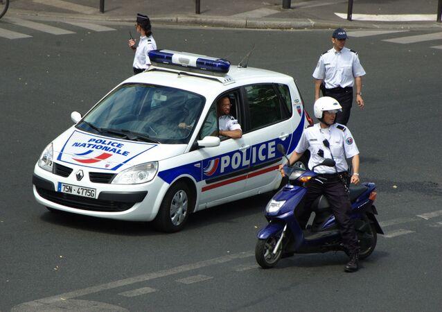 La police française (image d'illustration)