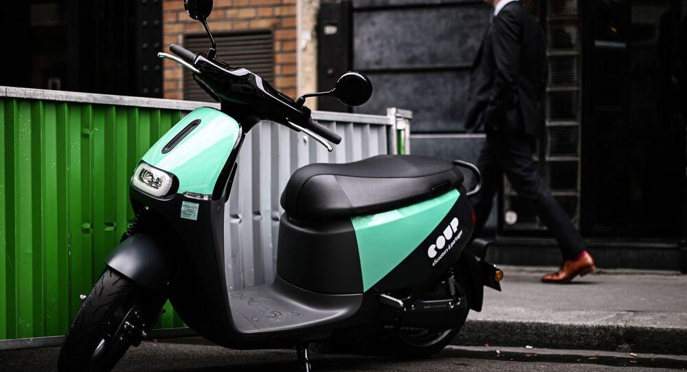 Fin du service de scooters électriques en libre-service COUP en Europe et dans le monde