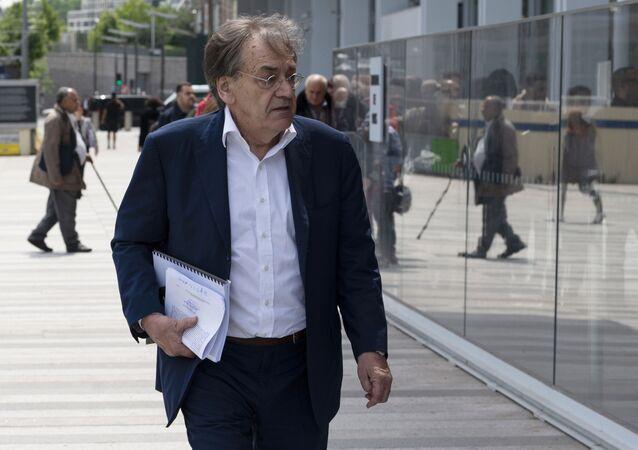 Alain Finkielkraut (photo d'archives)