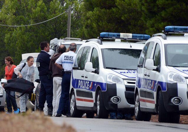 Des policiers (image d'illustration)