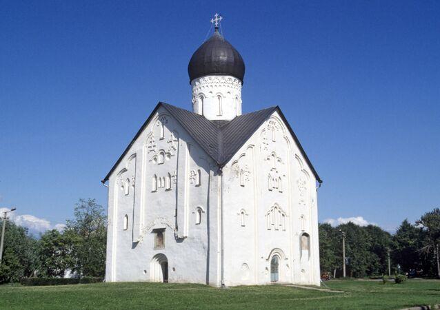 Église de la Transfiguration-du-Sauveur-sur-Iline