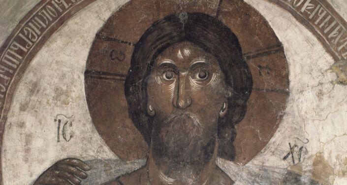 Fresques de Théophane le Grec