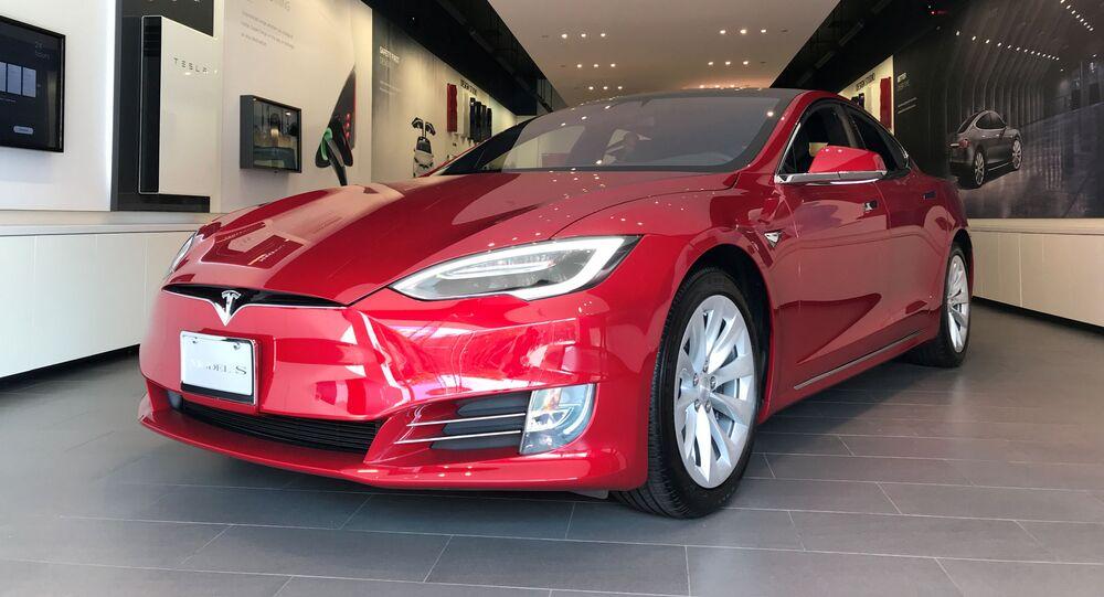 Tesla Model S (image d'illustration)