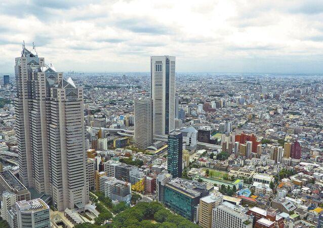Tokyo, image d'illustration