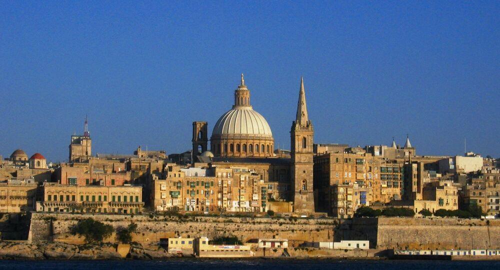 La Valette, capitale maltaise
