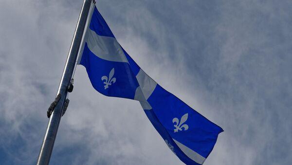 Drapeau du Québec - Sputnik France